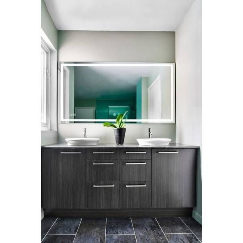 Cool bathroom mirror ideas 07