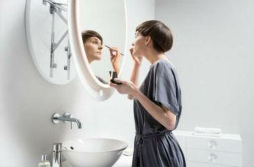 Cool bathroom mirror ideas 10