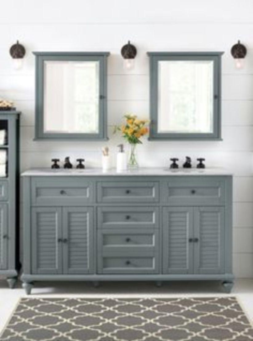 Cool bathroom mirror ideas 23