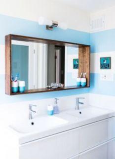 Cool bathroom mirror ideas 30