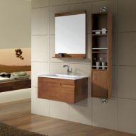 Cool bathroom mirror ideas 38