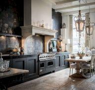 Cozy color kitchen cabinet decor ideas 03
