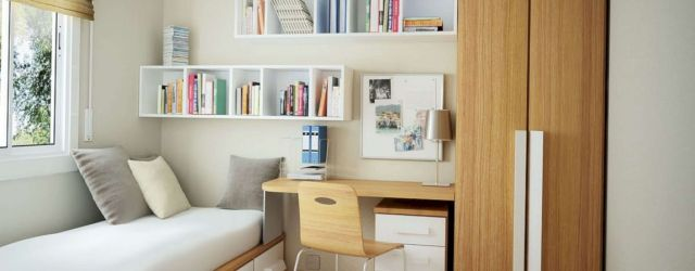 Cute diy bedroom storage design ideas for small spaces 10