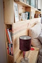 Cute diy bedroom storage design ideas for small spaces 18