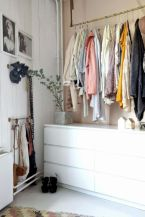 Cute diy bedroom storage design ideas for small spaces 43