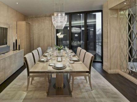 Elegant industrial metal chair designs for dining room 44