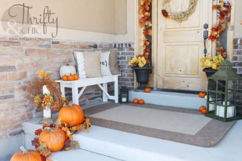Fantastic front porch decor ideas 01