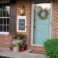 Fantastic front porch decor ideas 03