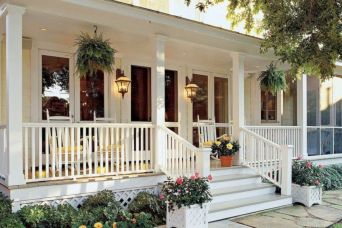 Fantastic front porch decor ideas 04