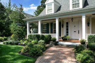 Fantastic front porch decor ideas 16