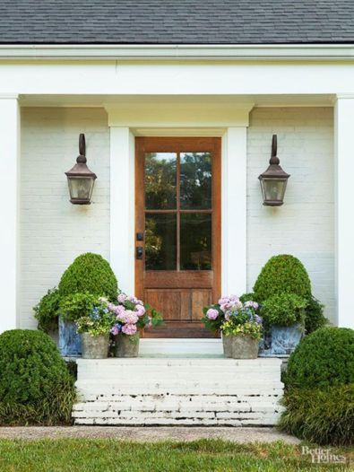 Fantastic front porch decor ideas 18