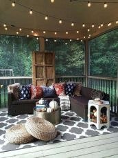Fantastic front porch decor ideas 33