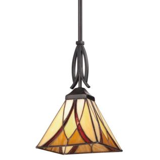 Fascinating colorful glass pendant lamps ideas for your kitchen 24