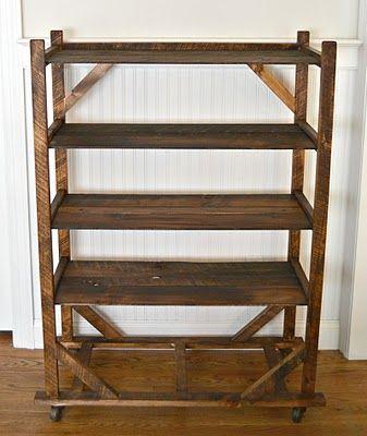 Luxury antique shoes rack design ideas 02