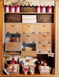 Luxury antique shoes rack design ideas 16