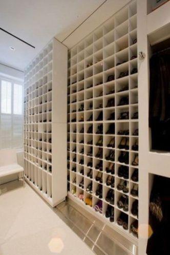 Luxury antique shoes rack design ideas 27