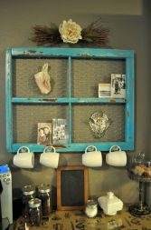 Newest diy vintage window ideas for home interior makeover 04