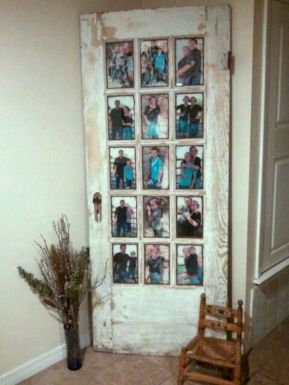 Newest diy vintage window ideas for home interior makeover 07