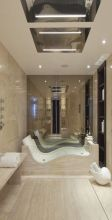 Perfect master bathroom design ideas for small spaces 02