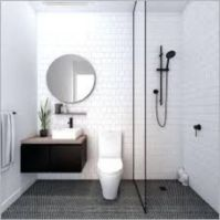 Perfect master bathroom design ideas for small spaces 35