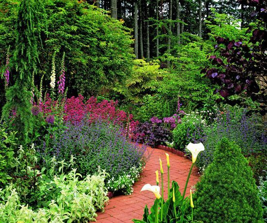 Stunning landscape pathways ideas for your garden 26