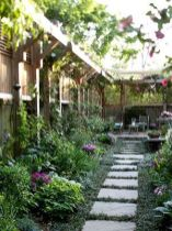 Stunning landscape pathways ideas for your garden 29