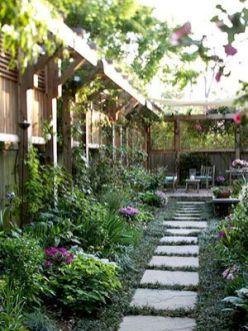 Stunning landscape pathways ideas for your garden 29
