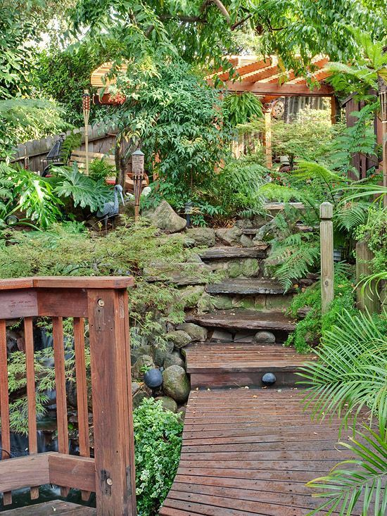 Stunning landscape pathways ideas for your garden 30