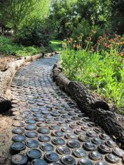 Stunning landscape pathways ideas for your garden 35