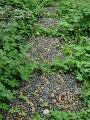 Stunning landscape pathways ideas for your garden 38