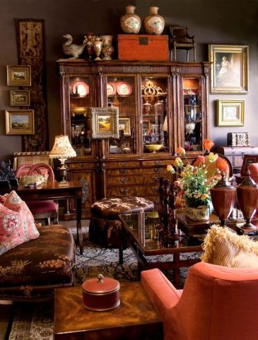 Wonderful traditional living room design ideas 09