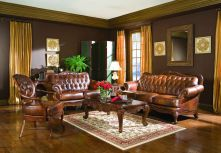 Wonderful traditional living room design ideas 19