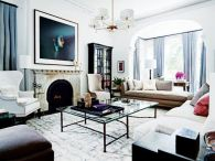 Wonderful traditional living room design ideas 25