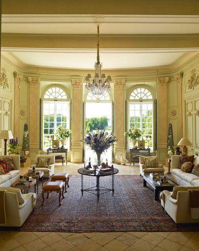 Wonderful traditional living room design ideas 45