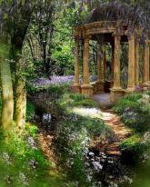 Amazing garden decor ideas 23