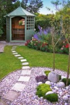 Amazing garden decor ideas 32