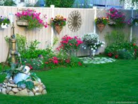 Amazing garden decor ideas 33