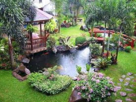 Amazing garden decor ideas 37