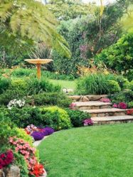 Amazing garden decor ideas 40