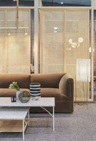 Astonishing partition design ideas for living room 06