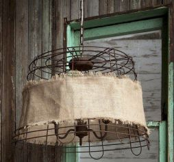 Best ideas to reuse old wire baskets 29