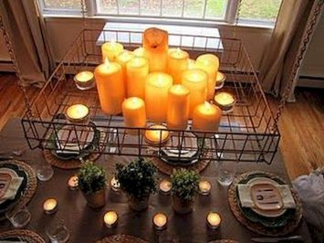 Best ideas to reuse old wire baskets 34