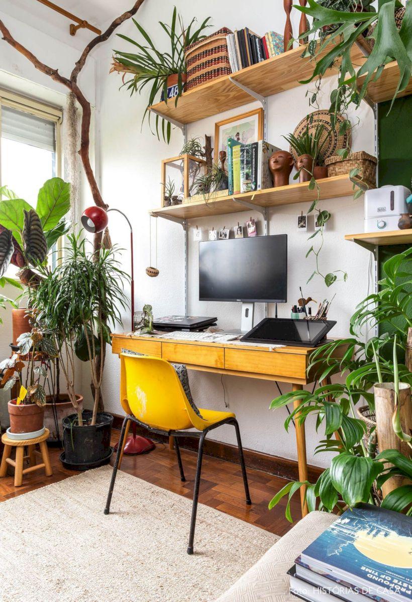 Classy home office designs ideas 36