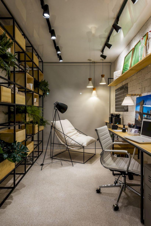 Classy home office designs ideas 37