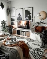 Cool living room designs ideas in boho style27