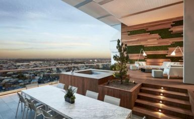 Delightful balcony designs ideas with killer views 10