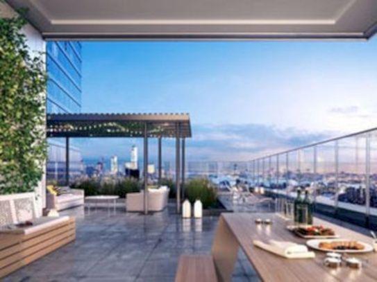 Delightful balcony designs ideas with killer views 27