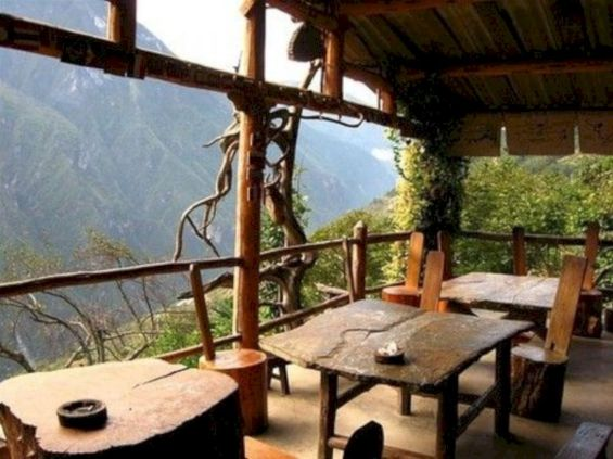 Delightful balcony designs ideas with killer views 38