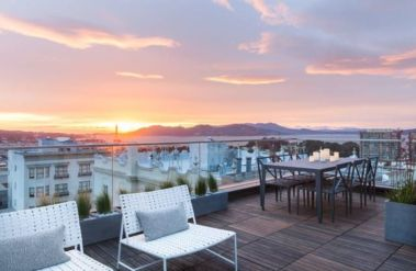 Delightful balcony designs ideas with killer views 46