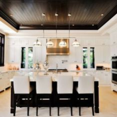 Fabulous statement ceiling ideas for home 09